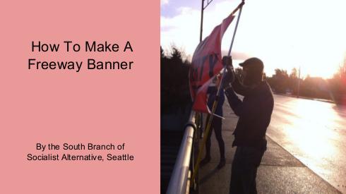 Freeway Banner
